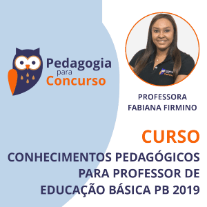 pedagogia para concurso professor pb 2019 hotmart 300x300 - Cursos