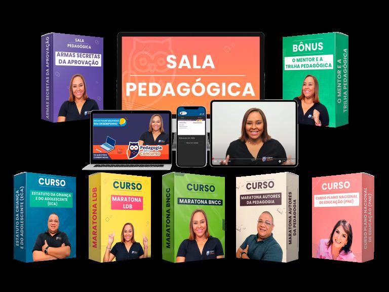 pedagogia para concurso sala pedagogica 2021 mockup sala 1 1 768x576 - Sala Pedagógica para Concursos - Ambiente de Aprendizagem